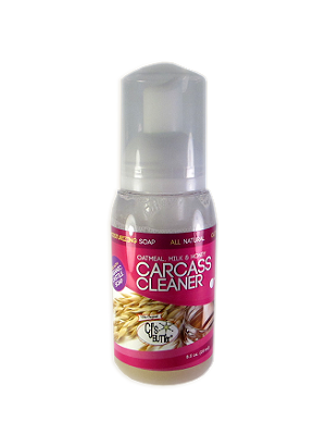 Carcass Cleaner:  Oatmeal Milk & Honey